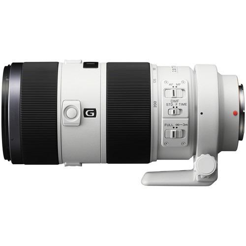 Sony 70-200mm F/2.8 G Ssm Ii Lente 70-200