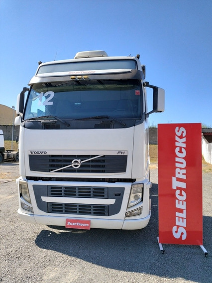 Volvo Fh 420 6x2 Shift Globthoter