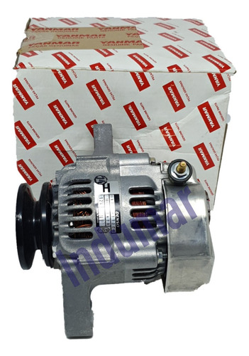 Alternador Motor Yanmar Tnv Tne Original