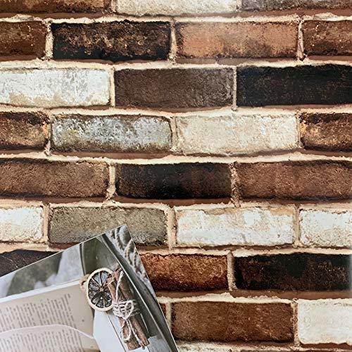 197  3d Brick Contact Paper Wallpaper Peel And Stick Wallpap