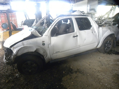 Sucata Nissan Frontier 2.5 Sv Attack 2013 4x4