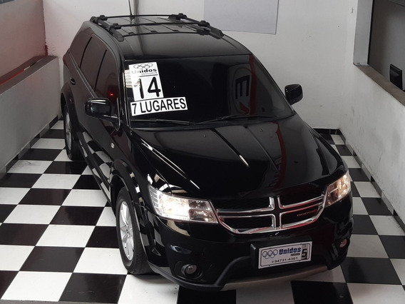 Dodge Journey 2014 3.6 Sxt 5p