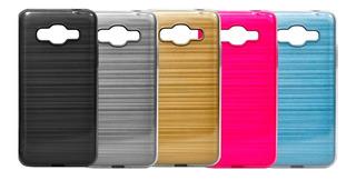 Funda Protector Clear Lux Motorola Moto G7 / G7 Plus