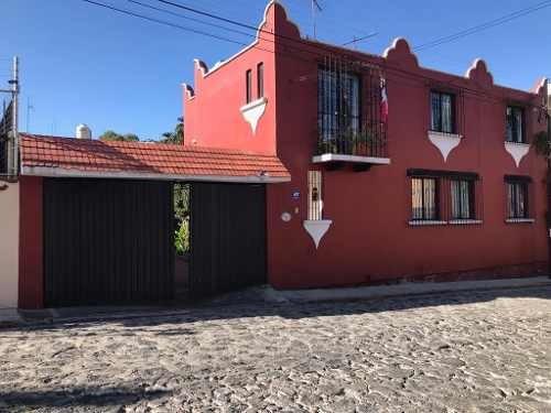 Venta Casa Sola Calle Chimalcoyotl, Tlalpan