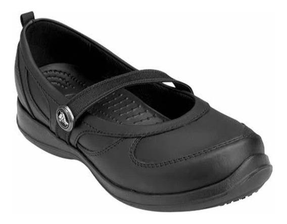 Zapatos Crocs Juniper Tipo Escolar Para Niña Talla 20.5 Mx