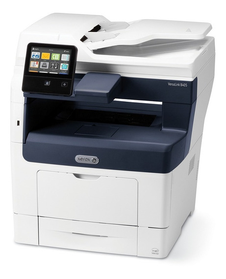 Impresora Multifuncion Laser Xerox B405 Red Doble Faz Usb
