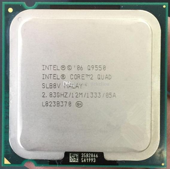 Processador Q9550 2.8ghz Core 2 Quad 12mb Cache