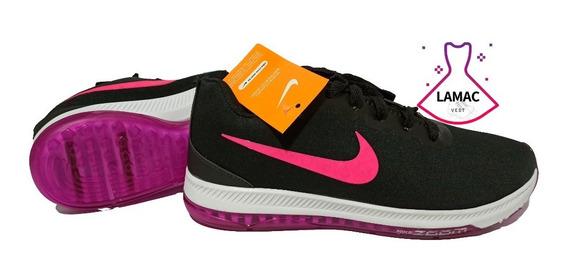 Tênis Esportivo Feminino Caminhada Corrida Academia