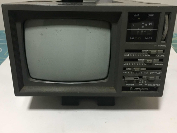 Tv Broksonic 5 Pol Model Ctre864 Defeito