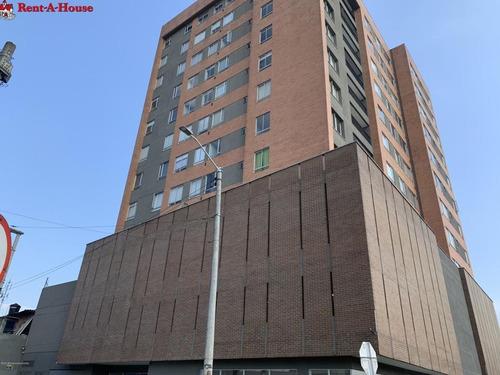 Apartamento En  El Real(bogota) Rah Co: 21-235