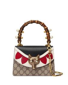 Bolsa Gucci Original Broche Gg Supreme 50%off
