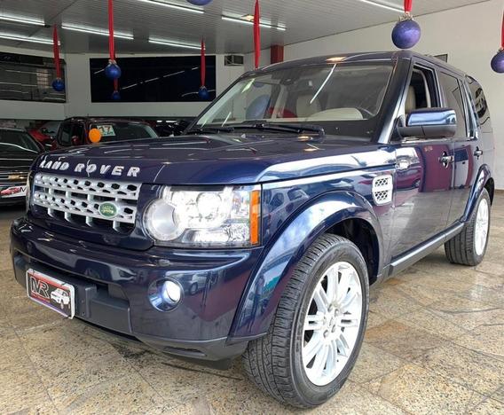 Land Rover Discovery 4 3.0 Se 4x4 2011 Blindagem Nível Iii
