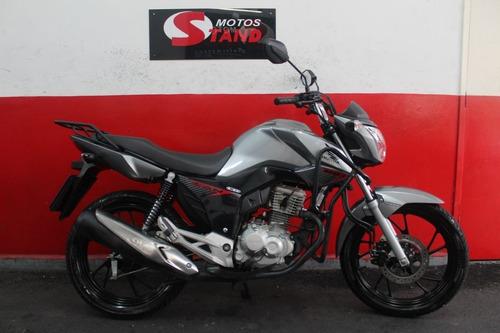 Imagem 1 de 11 de Honda Cg 160 Fan 160 Cg Fan 160 2020 Prata