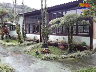 Sítio Rural À Venda, Quatinga, Mogi Das Cruzes - Si0022. - Si0022