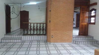 Casa Com 3 Dormitórios Para Alugar, 250 M² Por R$ 3.500/mês - Centro - Bragança Paulista/sp - Ca0207