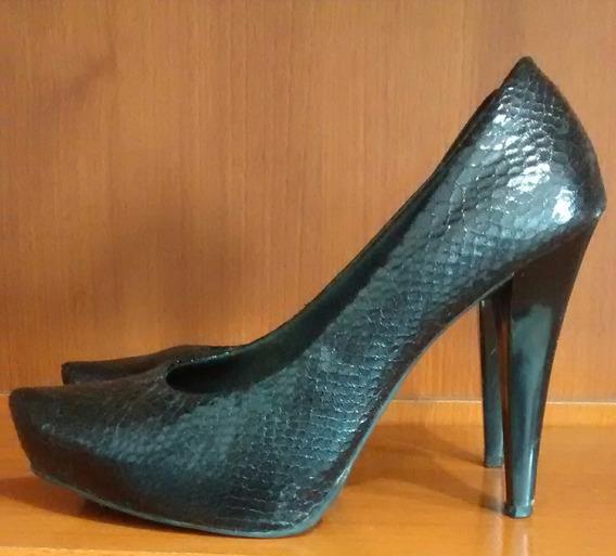 Sapatos Femininos Preto Khelf