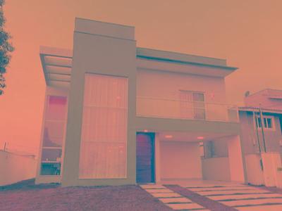 Casa Com 4 Quartos, Sendo 3 Suítes Em Alphaville Jacuhy - 2253