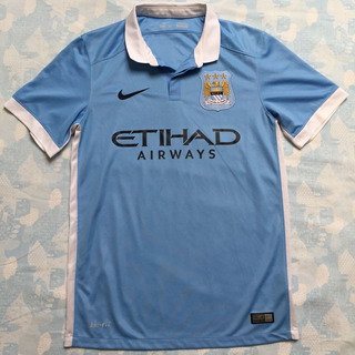 658886-489 Camisa Nike Manchester City Home 15/16 P Fn1608