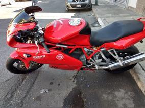 Ducati Super Sport 800