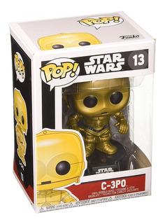 Funko Pop C-3po #13 Star Wars Jugueterialeon