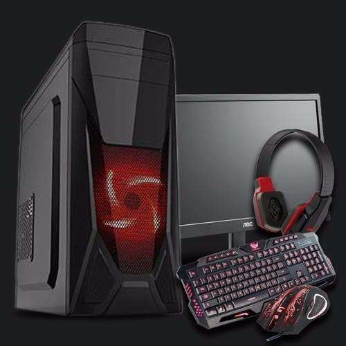 Pc Completo Gamer A4 6300 4.0ghz, 8gb, Frete Gratis! Nfe