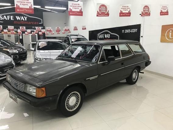 Chevrolet Caravan 2.5 Comodoro Sl/e 8v 1989