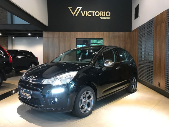 C3 Exclusive 1.6 16v Flex Automático 2015