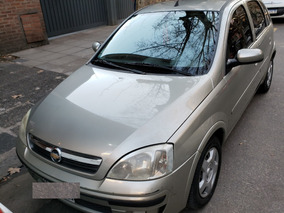 Chevrolet Corsa Ii Año 2008 Cd Gas 1.8 Full