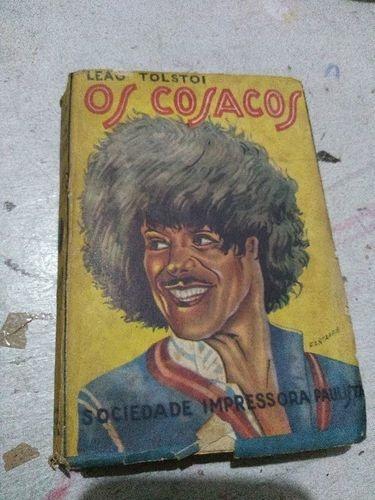 Livro Leão Tolstoi Os Cosacos