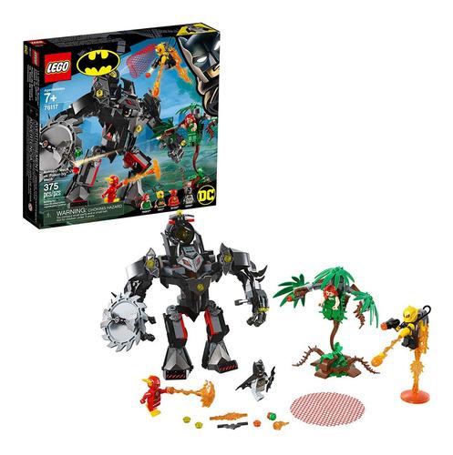 Lego Dc Batman: Batman Mech Vs Poison 76117 Ivi Mech 375 Pza
