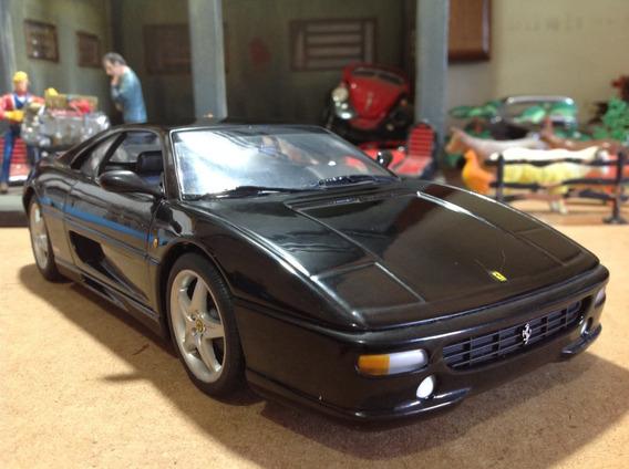 Miniatura Ut Models 1/18 Ferrari F355 Black - Cor Rara!