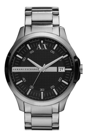 Relógio Masculino Armani Exchange Prata - Original