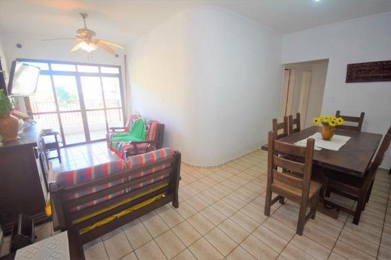 Apartamento Em Praia Do Tombo, Guarujá/sp De 90m² 2 Quartos À Venda Por R$ 375.000,00 - Ap413225