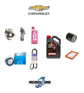 Service 50000 Km Chevrolet Prisma Distribucion Aceite Filtr