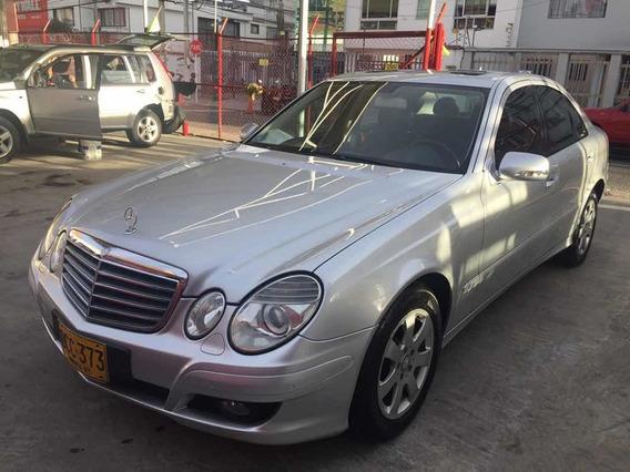 Mercedes-benz Clase E E200k