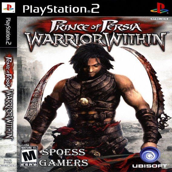 Prince Of Persia Ps2 Warrior Within Patch Principe