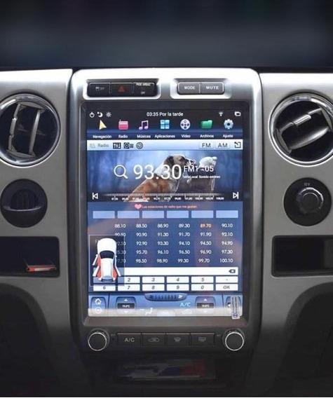 Radio Ford F150 Tipo Tesla (2009 Al 2014) @en Stock