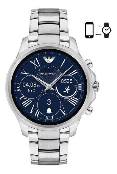 Relógio Emporio Armani Masculino Prata - Art5000/1ki