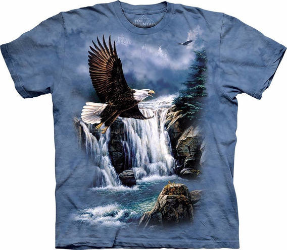 Playera 4d - Unisex 10-1516 Majestic Flight