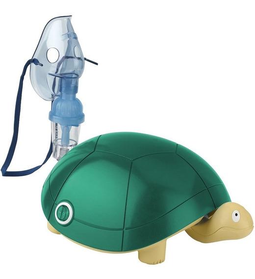 Nebulizador Tortuga Silencioso Adulto Y Infantil Bi-rich