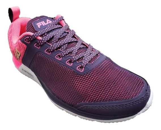 Zapatillas Fila Mujer Cross 53 - 750085