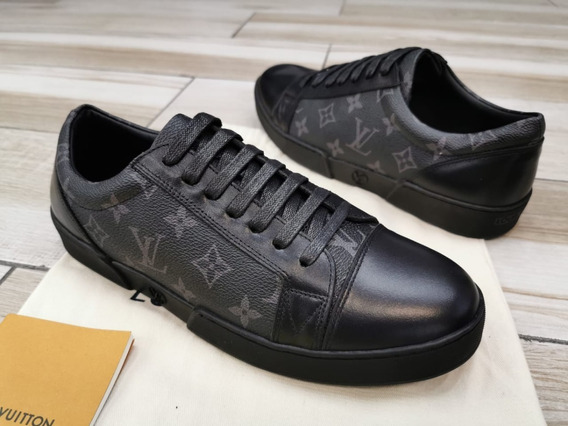 Tenis Louis Vuitton Caballero Piel Match-up