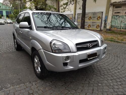 Hyundai Tucson 2.0 Gls 5mt 4wd