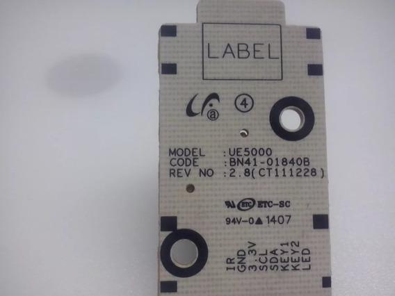 Botão Power Tv Samsung Un50fh5303g