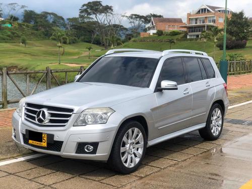 Mercedes-benz Clase Glk 2011 3.0 4matic