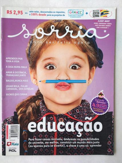 Revista Sorria - 18 /educação / Percepção / Sempre É Tempo