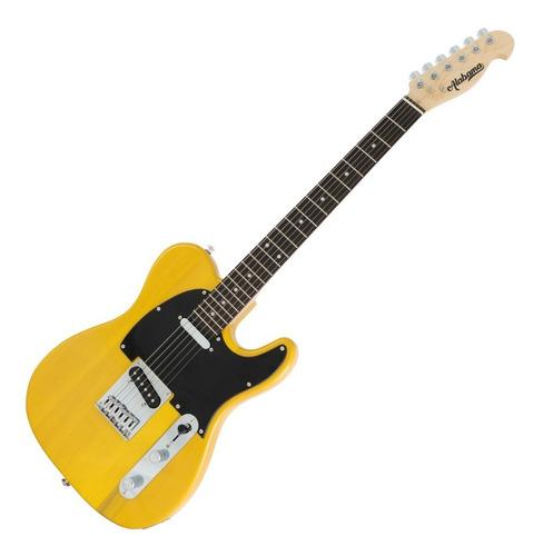 Guitarra Electrica Alabama Telecaster Tl-201 - Cuotas