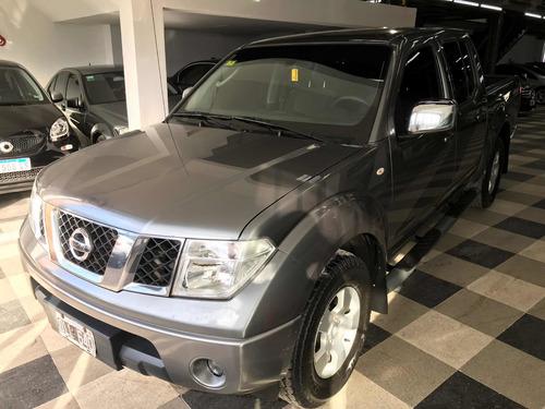 Nissan Frontier 2014 2.5 4wd Le 6mt 60660537