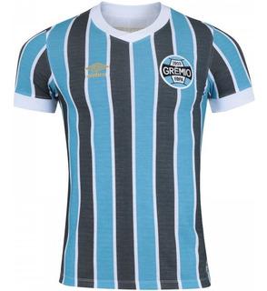 Camiseta Grêmio Retro 1983 Umbro Original Mundial Nº 7