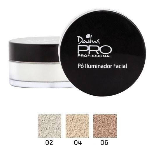 Dailus Pro - Pó Iluminador Facial - 04